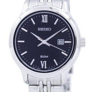 Montre Seiko classique Quartz SUR707 SUR707P1 SUR707P féminin