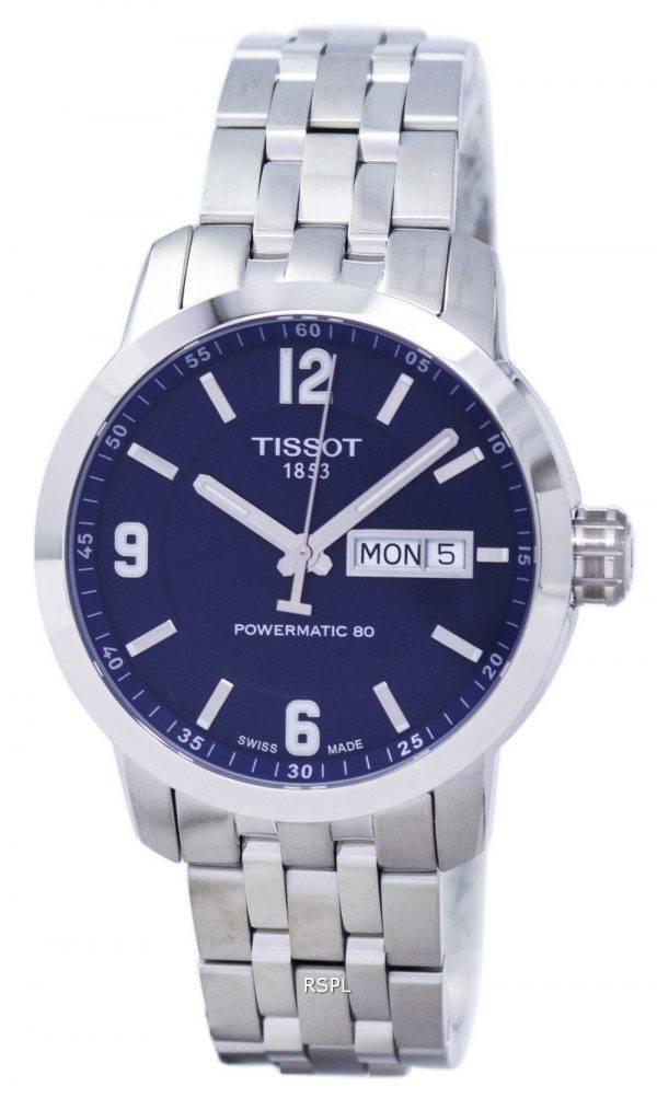 Montre Tissot T-Sport PRC 200 Powermatic 80 T055.430.11.047.00 T0554301104700 masculin