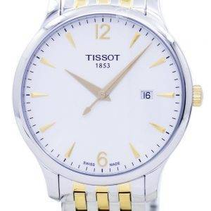 Montre Tissot T-Classic Tradition Quartz T063.610.22.037.00 T0636102203700 masculin