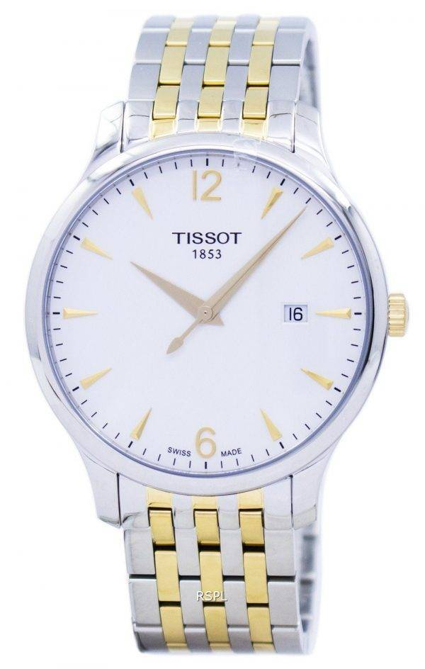 Montre Tissot T-Classic Tradition Quartz T063.610.22.037.00 T0636102203700 masculin
