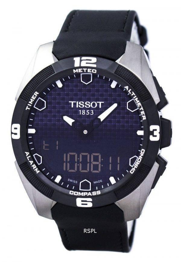 Montre Tissot T-Touch Expert solaire Chronograph T091.420.46.051.00 T0914204605100 hommes