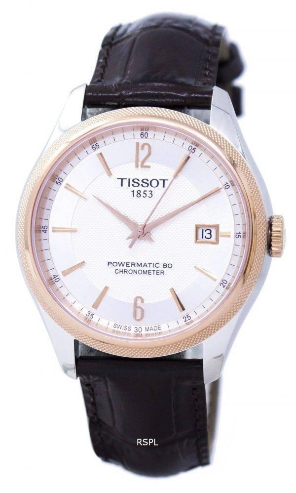 Montre Tissot T-Classic Ballade Powermatic 80 T108.408.26.037.00 T1084082603700 masculin