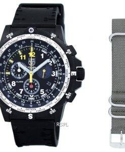 Montre Luminox Recon Team Leader chronographe 8840 série Quartz XL.8841.KM.SET masculin