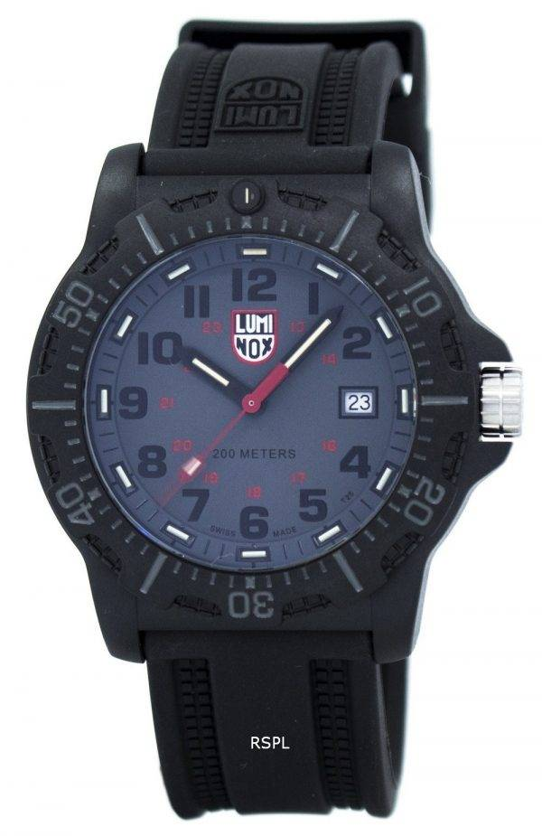 Montre Luminox Black OPS 8880 série Quartz XL.8882 masculin
