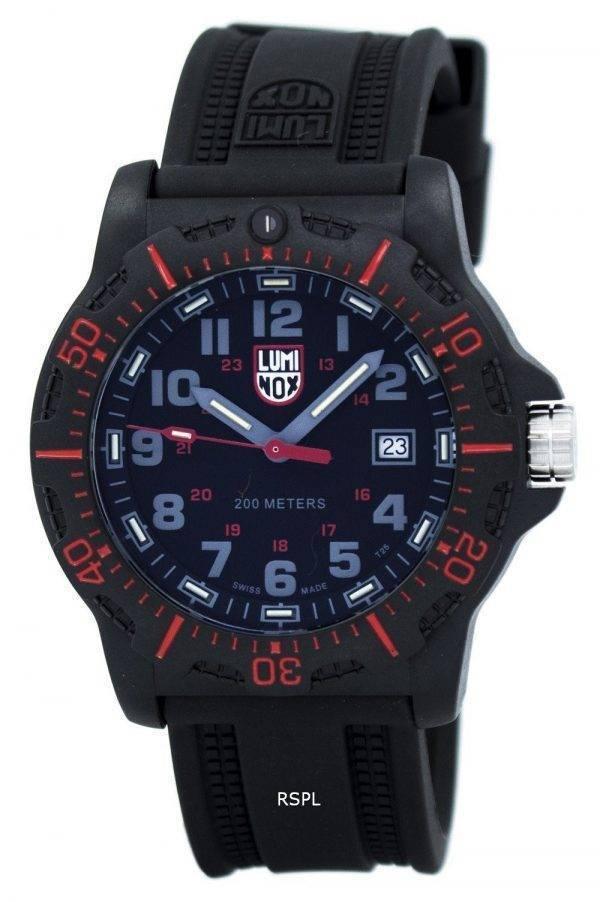 Montre Luminox Black OPS 8880 série Quartz XL.8895 masculin