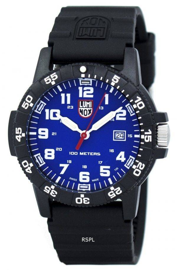 Montre Luminox Leatherback Sea Turtle 0320 géant série Quartz XS.0323 masculin
