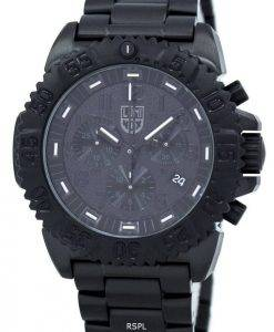 LUMINOX Navy Seal Colormark chronographe 3180 série Quartz XS.3182.BO montre homme