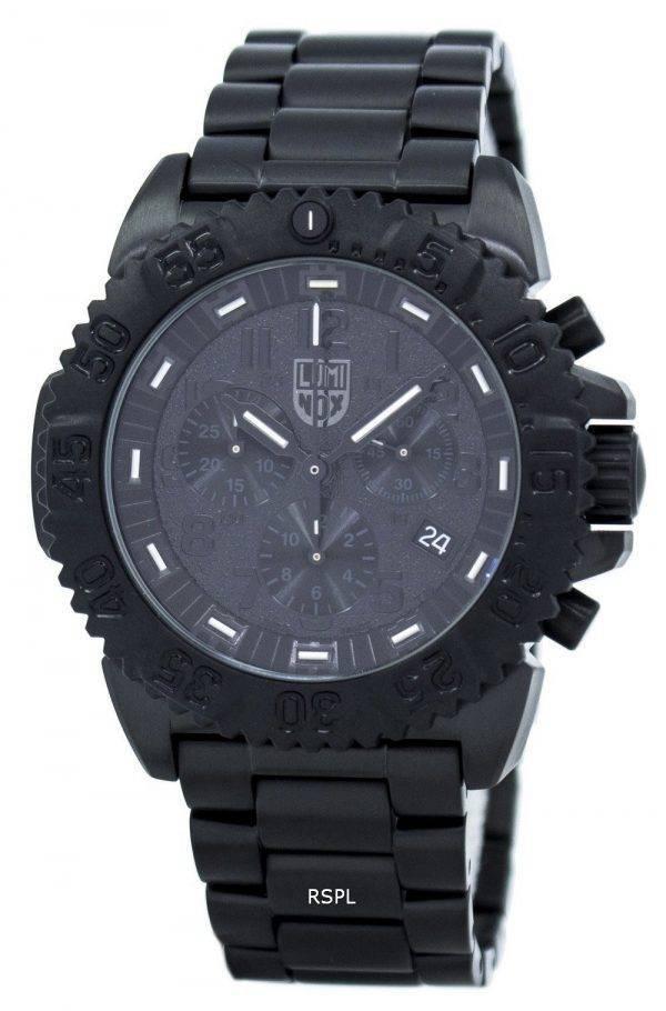 LUMINOX Navy Seal Colormark chronographe 3180 série Quartz XS.3182.BO montre homme