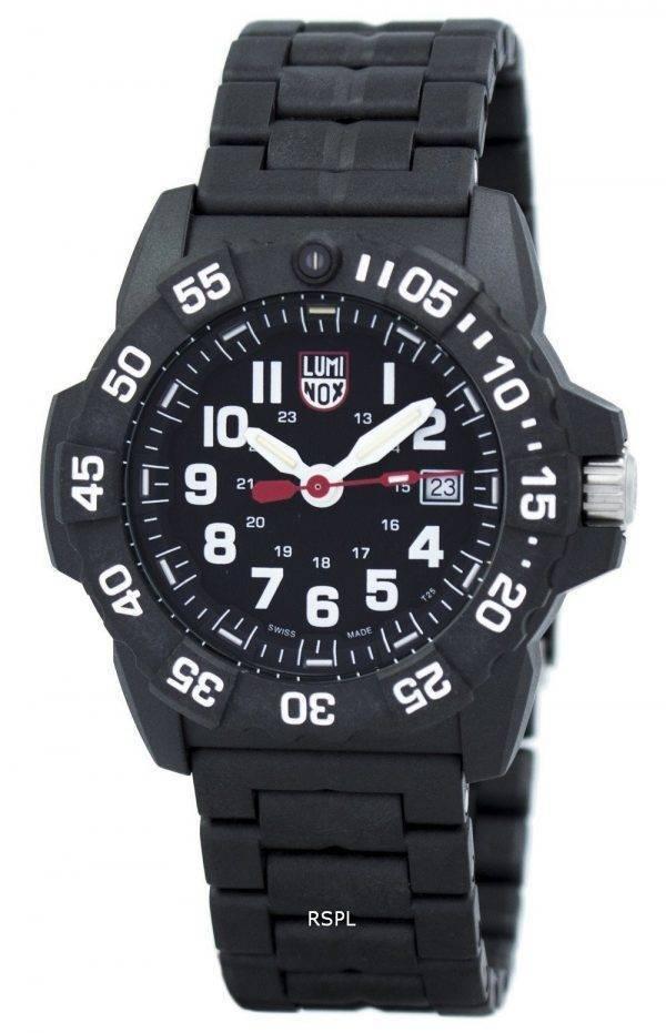 LUMINOX Navy Seal 3500 série Quartz XS.3502 montre homme