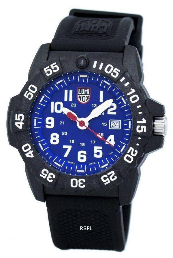 LUMINOX Navy Seal 3500 série Quartz XS.3503 montre homme