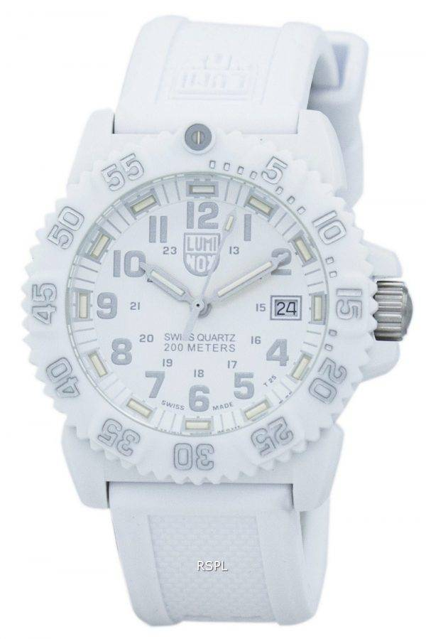 LUMINOX Navy Seal Colormark 7050 série Quartz XS.7057.WO montre unisexe