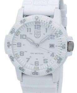 Montre Luminox Leatherback Sea Turtle 0320 géant série Quartz XS.0327.WO masculin