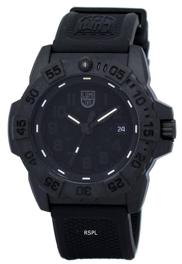LUMINOX Navy Seal 3500 série Quartz XS.3501.BO montre homme
