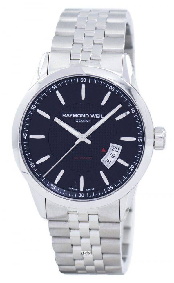 Montre Raymond Weil Geneve Freelancer automatique 2730-ST-20021 homme