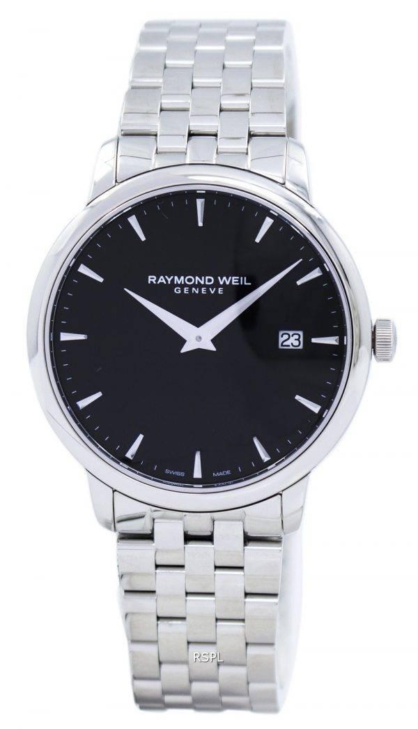 Raymond Weil Geneve Toccata Quartz 5488-ST-20001-montre homme