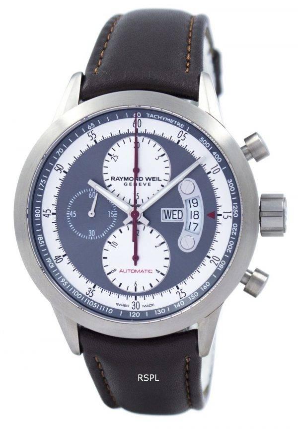 Montre Raymond Weil Geneve Freelancer chronographe automatique 7745-TIC-05609 homme
