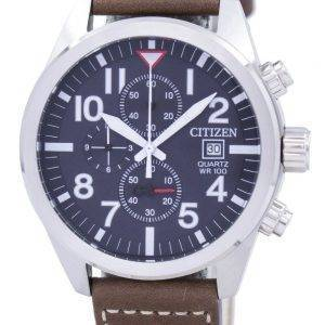 Montre Citizen Chronographe Quartz AN3620 - 01H masculin