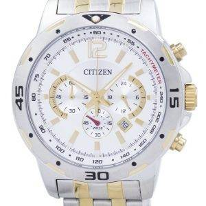 Tachymètre chronographe Citizen Quartz AN8104-53 a montre homme