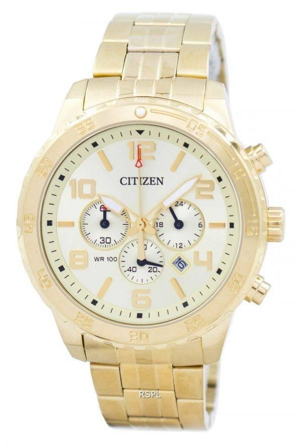 Montre Citizen Chronographe Quartz AN8132 - 58P masculine
