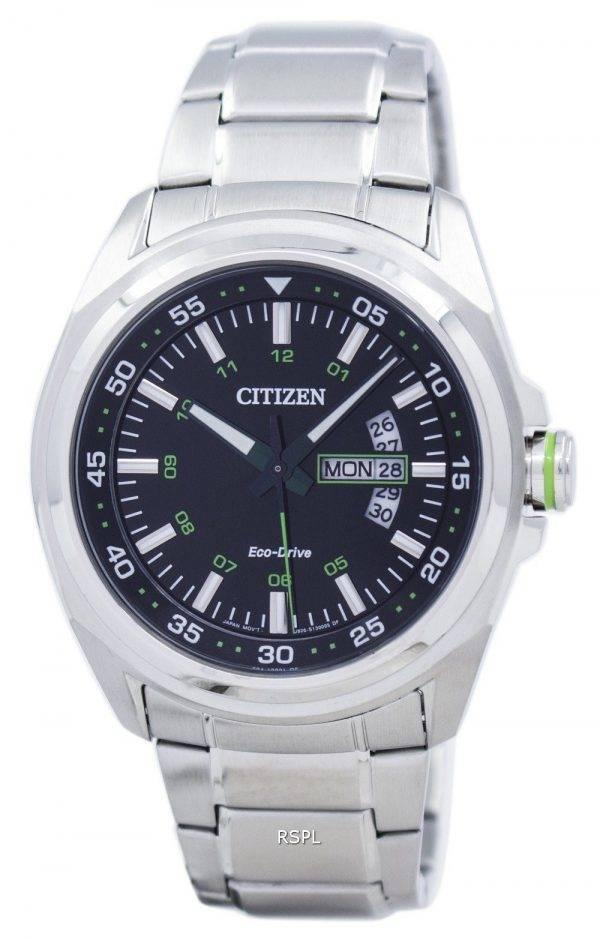 Montre Citizen Eco-Drive analogique AW0020-59E masculine