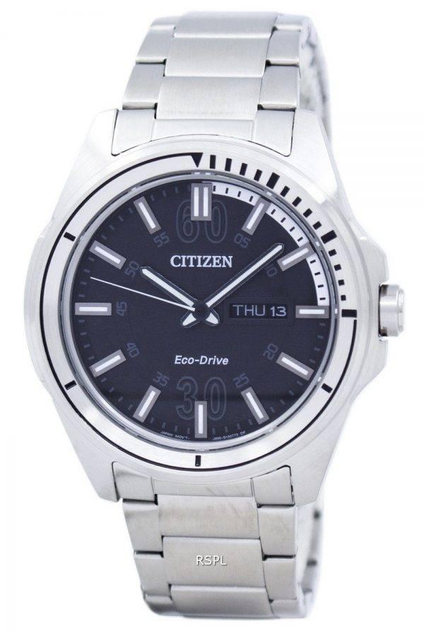 Montre Citizen Eco-Drive analogique AW0030-55E masculine