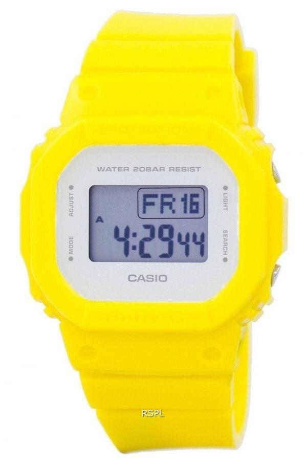 Montre Casio Baby-G alarme numérique 200M BGD-560CU-9 féminines