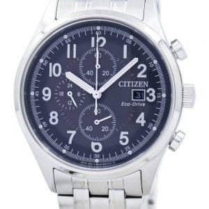Chandler Citizen Eco-Drive chronographe analogique CA0620 - 59H montre homme
