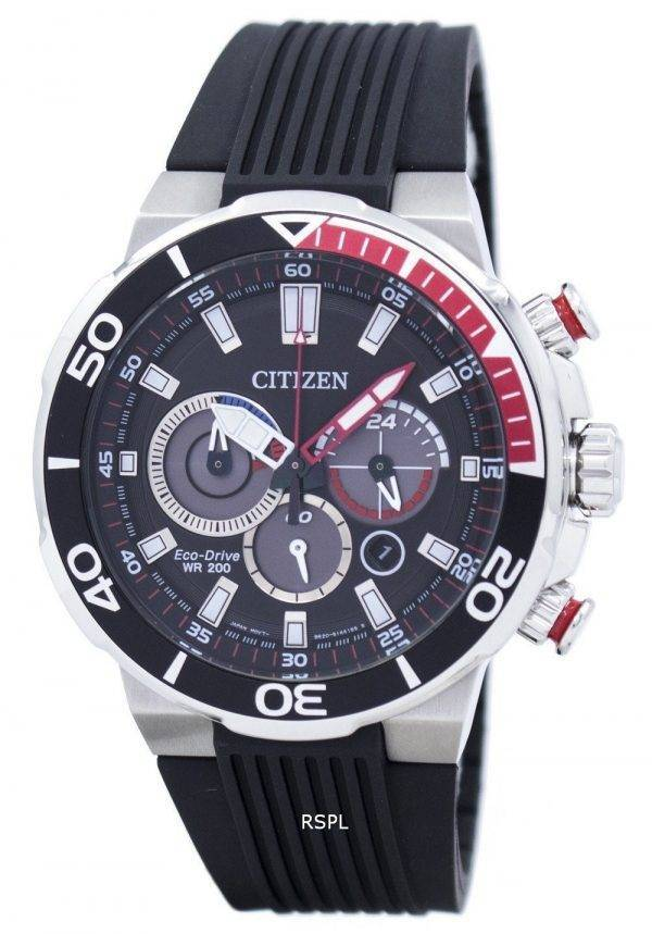 Montre Citizen Eco-Drive Chronograph 200M CA4250-03E hommes