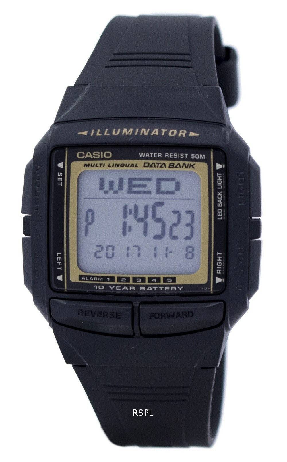 Casio Illuminator Banque de données multilingue Digital DB  p1fWa