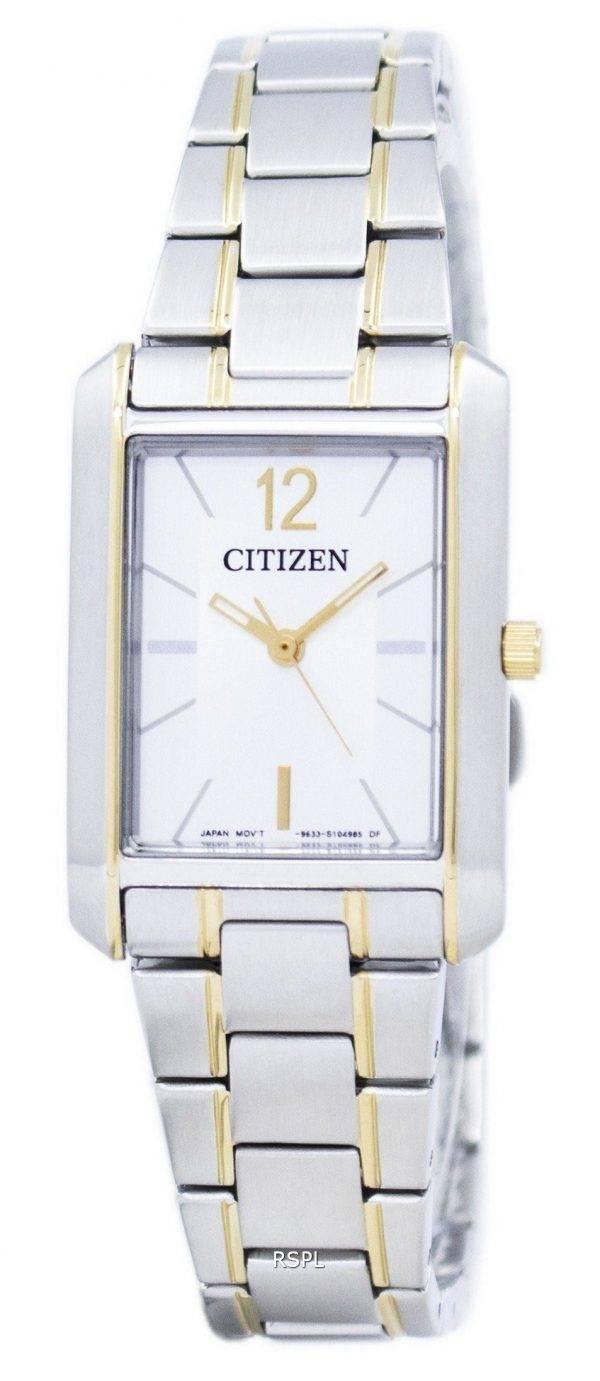 Montre Citizen Quartz analogique ER0194-50 a féminin