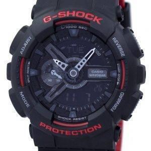 Casio G-Shock couleur spéciale résistant aux chocs analogique numérique GA-110HR-1 a montre homme