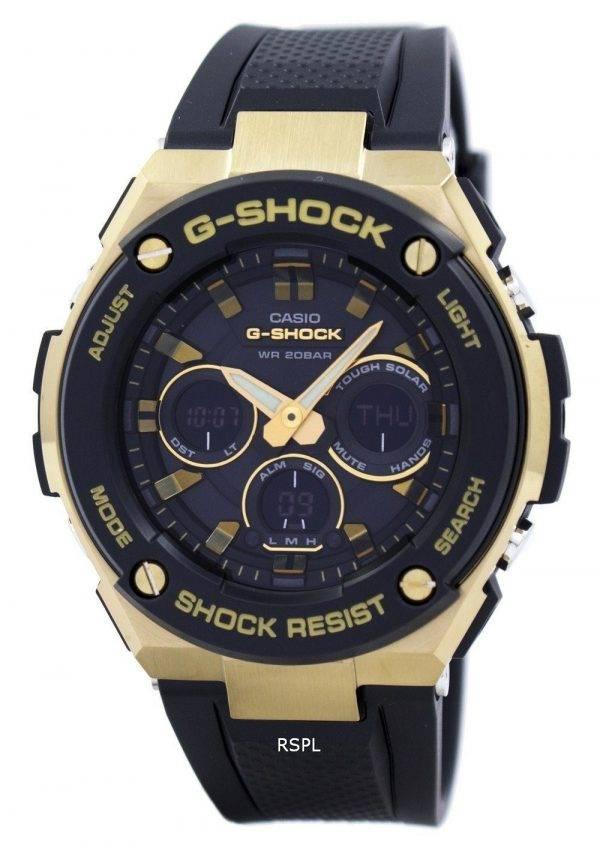 Montre Casio G-Shock Tough Solar alarme résistant aux chocs TPS-S300G-1 a 9 hommes