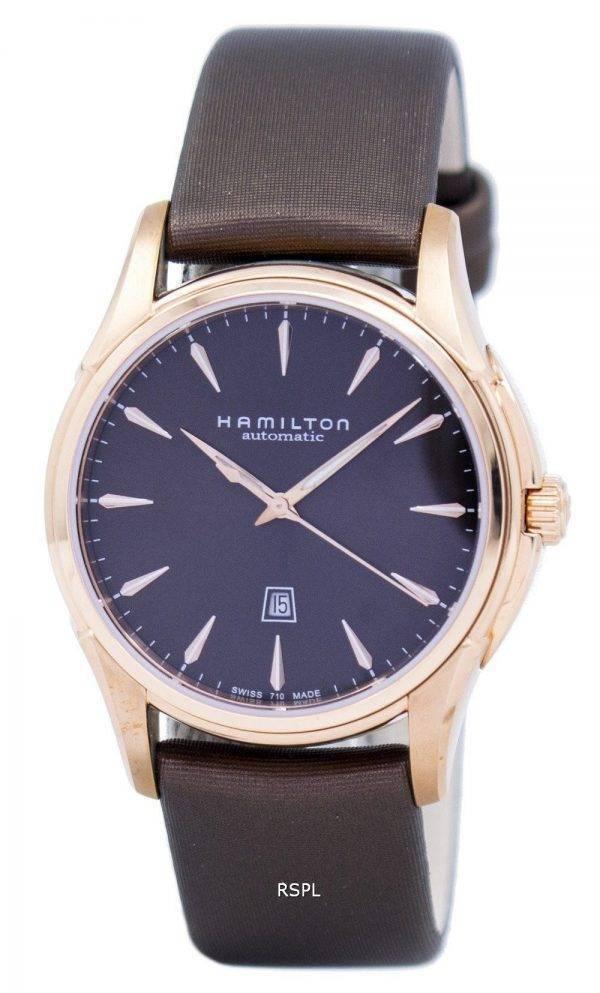 Montre Hamilton Jazzmaster hommes automatique H32335971 féminin