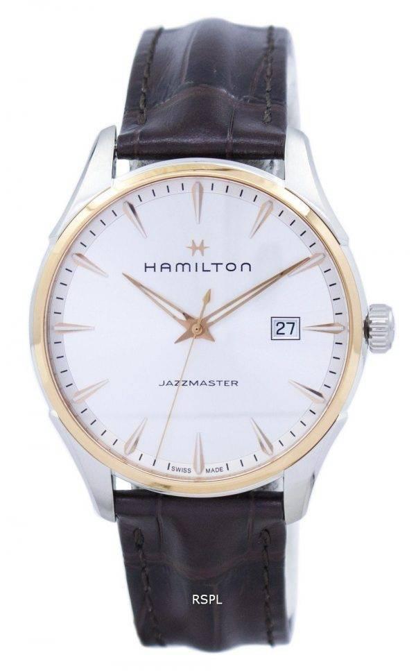 Montre Hamilton Jazzmaster Quartz H32441551 masculin