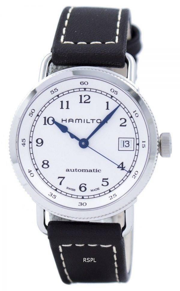 Montre Hamilton Khaki Navy pionnier automatique H78215553 féminin