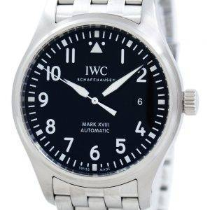 Montre Mark XVIII automatique IW327011 masculin IWC Pilot