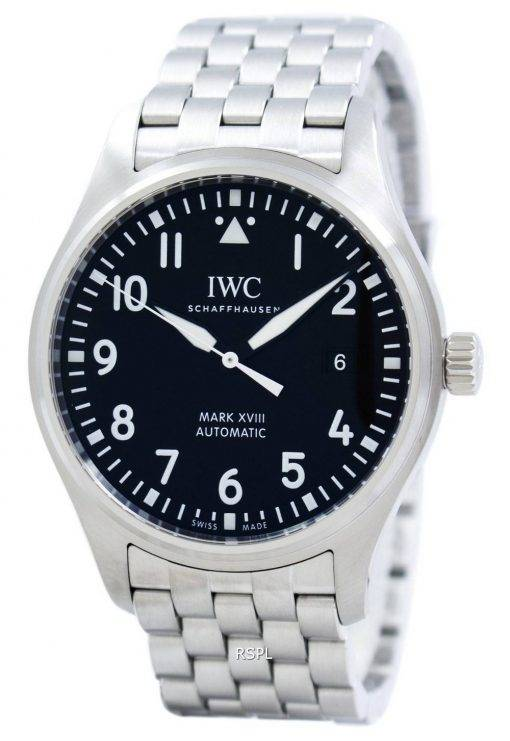 Montre Mark XVIII automatique IW327011 masculin IWC Pilot