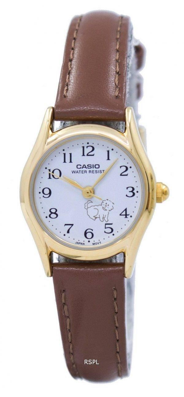 Montre Casio Quartz analogique LTP-1094Q-7 b 7 féminin