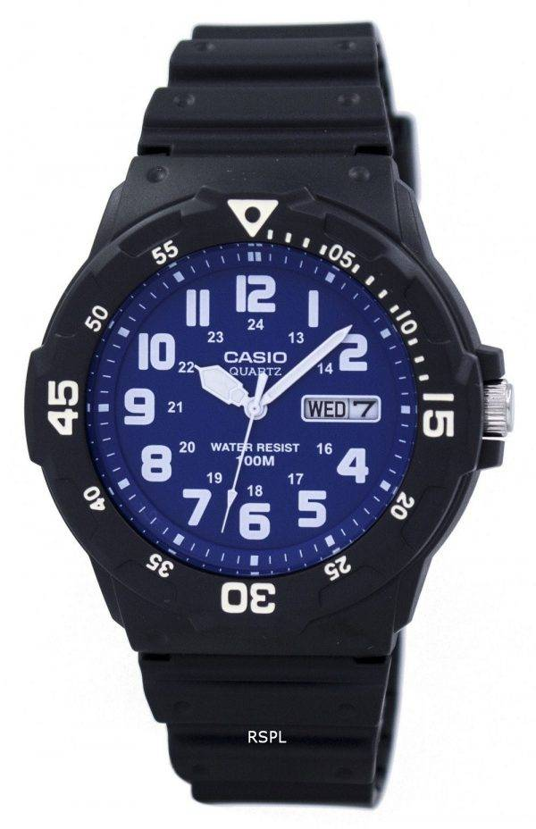 Montre Casio Quartz analogique MRW-200H-2B2V masculin
