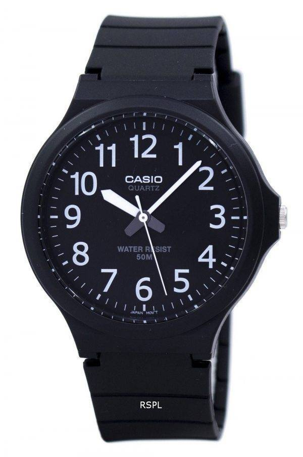 Montre Casio analogique Quartz MW-240-1BV masculine