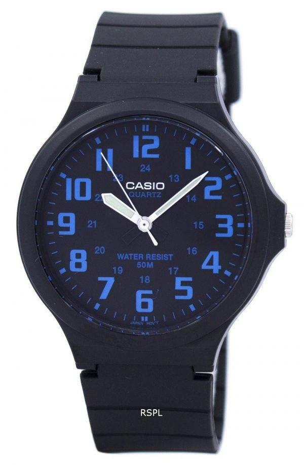 Montre Casio analogique Quartz MW-240-2BV masculine