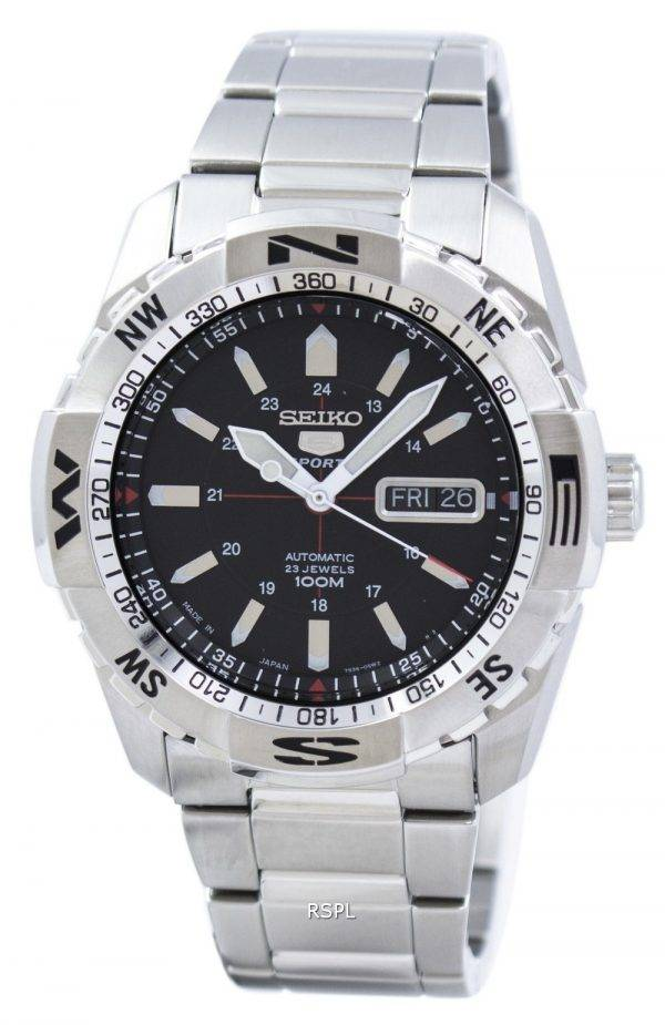 Seiko 5 Sports automatique Japon a SNZJ05 SNZJ05J1 SNZJ05J montre homme