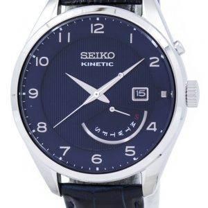 Montre Seiko Neo classique cinétique SRN061 SRN061P1 SRN061P masculine