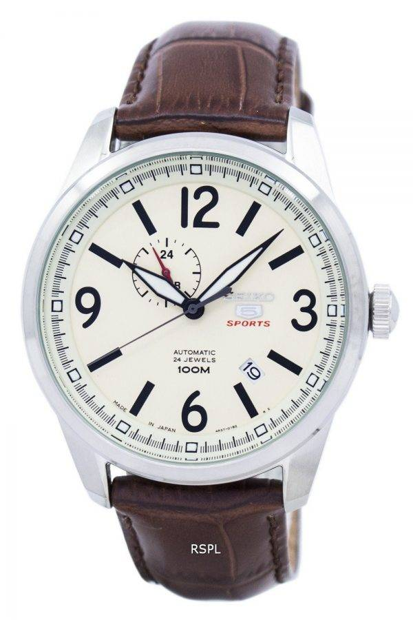 Seiko 5 Sports automatique Japon a SSA295 SSA295J1 SSA295J montre homme