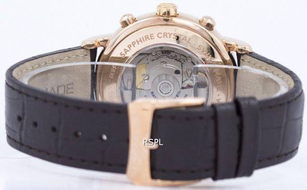 Montre Raymond Weil Geneve Maestro chronographe automatique 4830-PC5-05658 homme