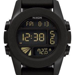 Nixon unité heure double alarme numérique A197-000-00 montre homme