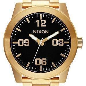Nixon le caporal Quartz A346-510-00 montre homme
