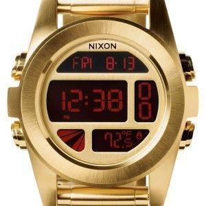 Nixon unité heure double alarme numérique A360-502-00 montre homme