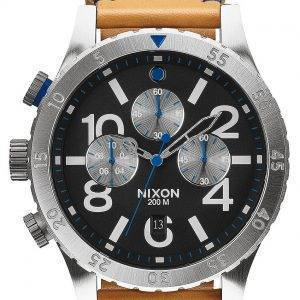 Montre Nixon 48-20 Chrono Quartz A363-1602-00 masculin