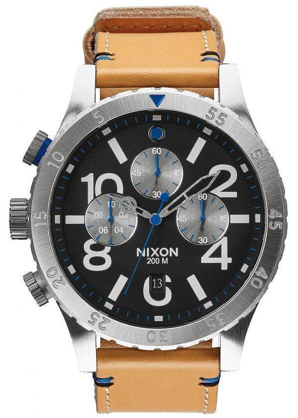 Montre Nixon 48-20 Chrono Quartz A363-1602-00 masculin